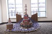 Canstruction Rhode Island sculpture exhibit to be held March 8 - 21